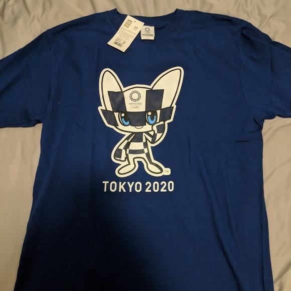 2020 Winter Olympics Merchandise.2020 Official Tokoyo Olympics Merchandise Nwt